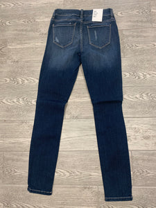 "Reflecting Pool ""Jude"" Mid Rise Skinny Ankle Jean"