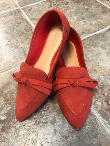 Rust Flats - Boutique 309