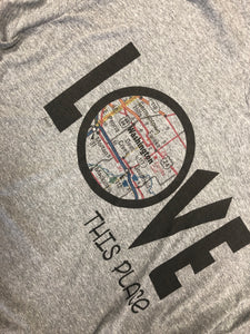 Washington Town T-shirt Hoodie - Boutique 309