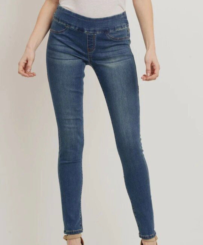 Penelope Pull On Denim
