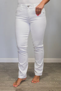Democracy white pants