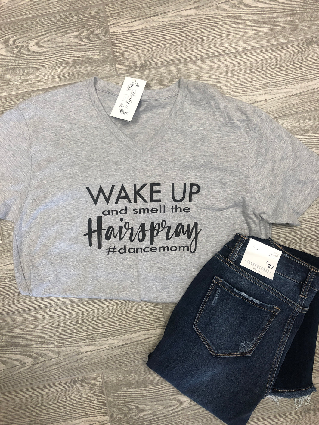 Wake up and smell the hairspray - Boutique 309