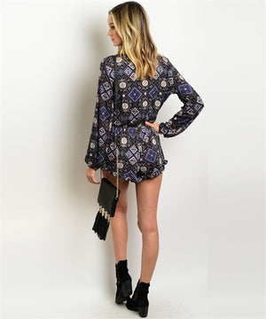 Under The Moon Romper