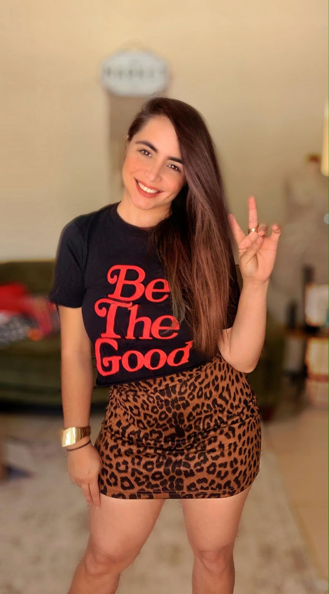 Be The Good Crop Tee