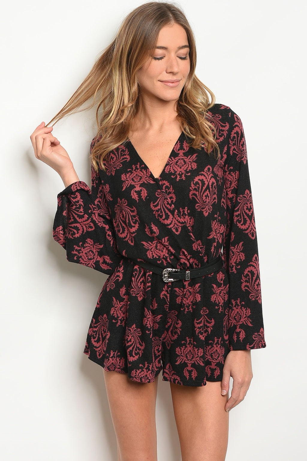Let's Romp And Roll Romper