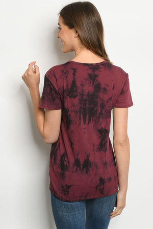 Tie Dye Tee For You