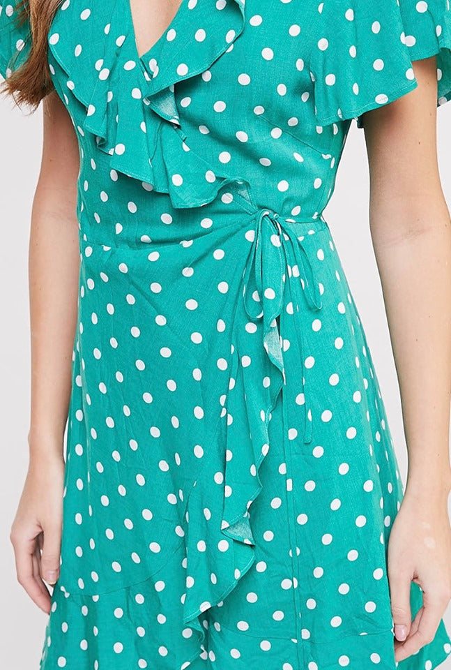 Is For The Polka Season Dress