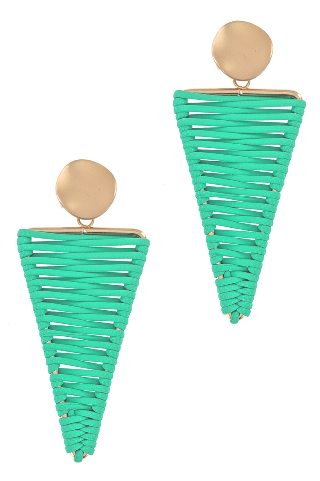 LET'S ROCK EARRINGS (MINT)