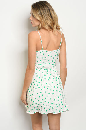 Polka Tea Dress