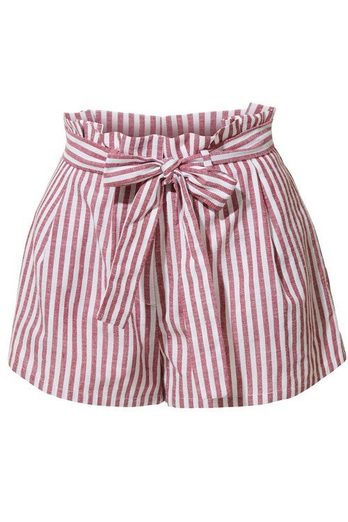 Stripes For My Shorts, Please