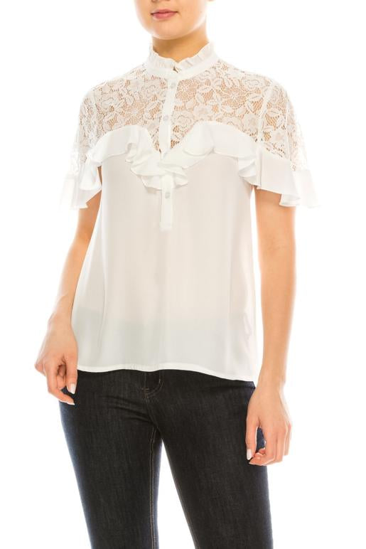 Romantica Blouse