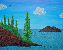 Load image into Gallery viewer, Isle Royale National Park - Art by Bala