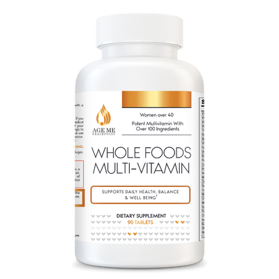 Whole Food Multivitamin's Women Over 40