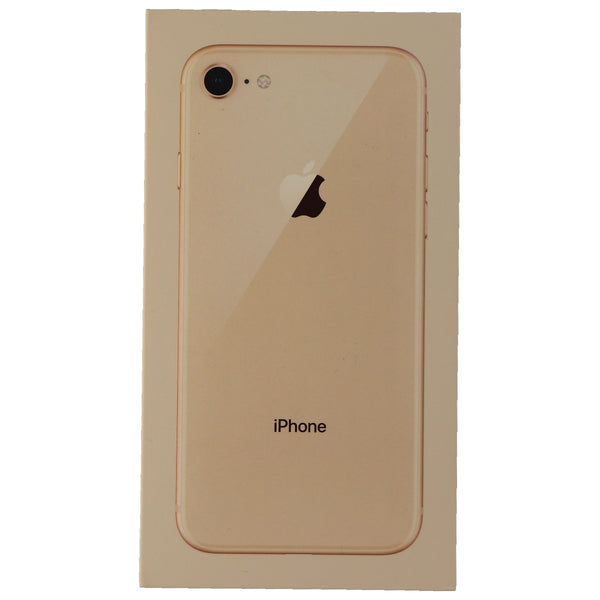 RETAIL BOX - Apple iPhone 8 - 256GB Gold - NO DEVICE
