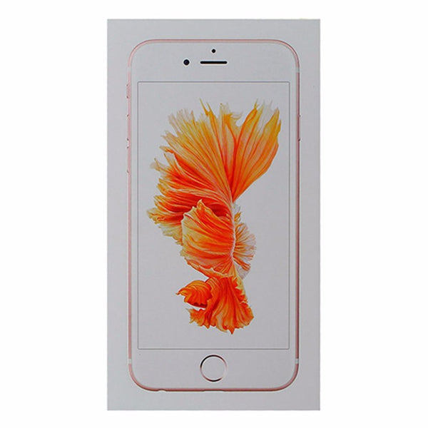 RETAIL BOX - Apple iPhone 6s - 64GB Rose Gold - Tray Included - NO DEVICE