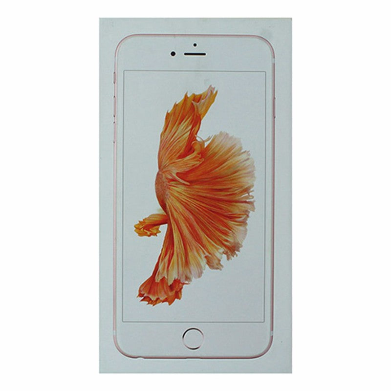 RETAIL BOX - Apple iPhone 6s Plus - 64GB Rose Gold - NO DEVICE