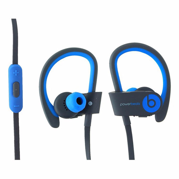 Beats by Dr. Dre Powerbeats 2 Active Series Wireless Headphones - Flash Blue