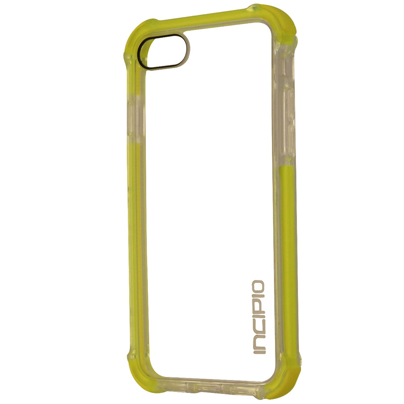Incipio Reprieve Sport Protective Case for Apple iPhone 8 and 7 - Clear / Yellow