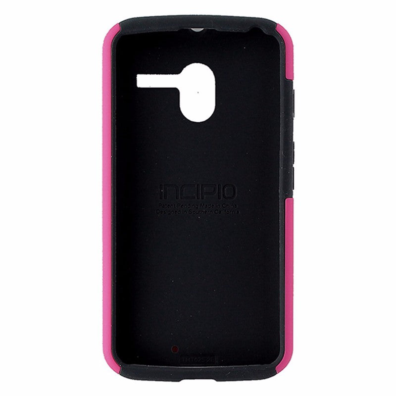 Incipio DualPro Dual Layer Case for Motorola Moto X - Pink / Gray