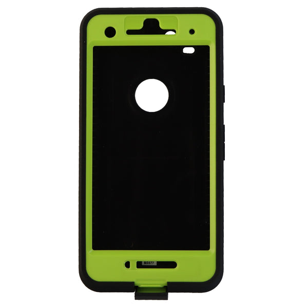 LifeProof FRE Series Waterproof Case Cover for Google Pixel 2 - Black/Lime Green