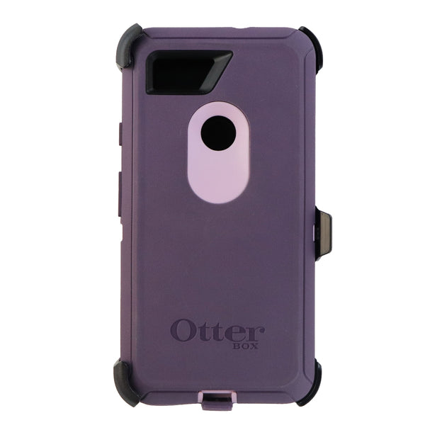 OtterBox Defender Case for Google Pixel 2 XL - Purple Nebula (Orchid / Purple)