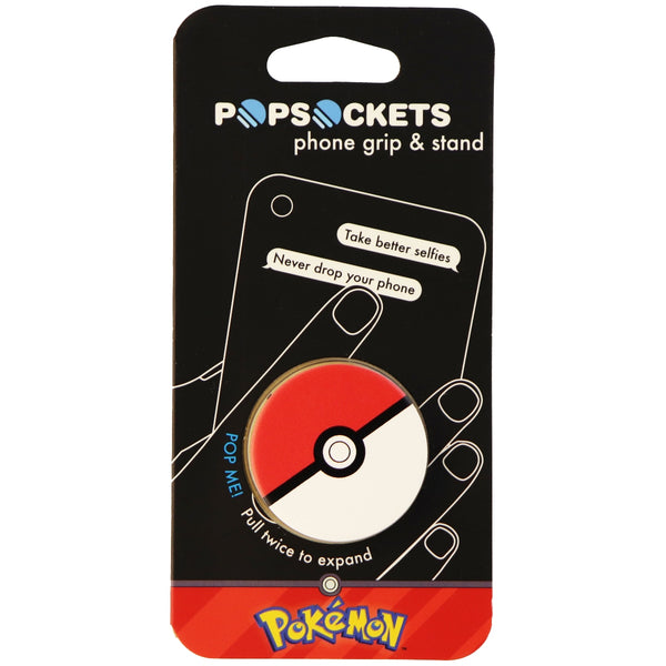PopSockets: Collapsible Grip & Stand for Phones and Tablets - Poke Ball