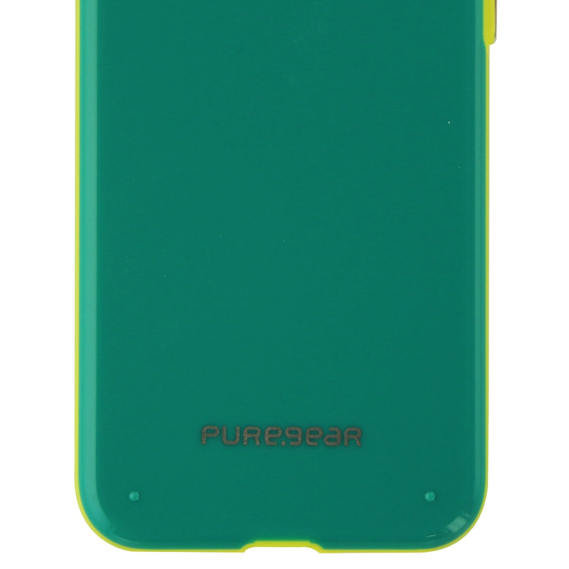 PureGear Slim Shell Series Protective Case Cover for iPhone 8 7 6s 6 - Green