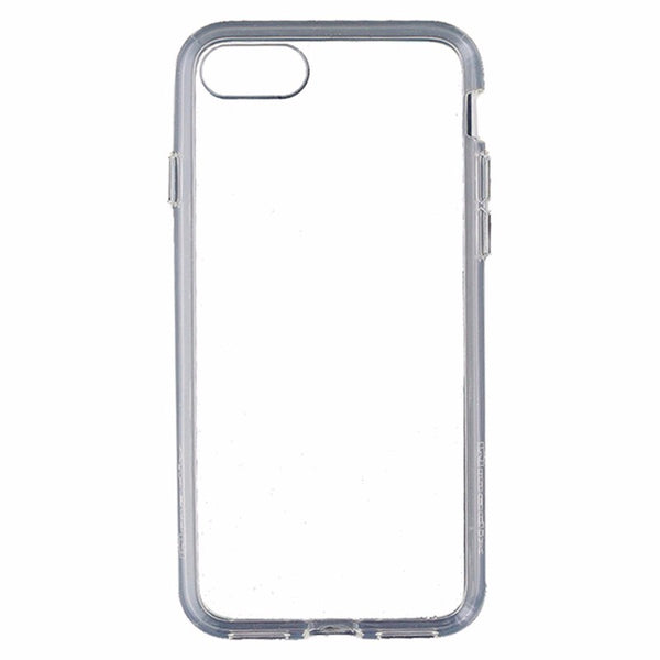 Qmadix C Series Hybrid Ultra Slim Case for Apple iPhone 8 and 7 - Clear