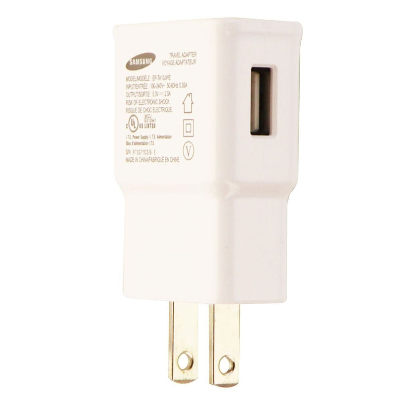 OEM 5.3V 2A Samsung Wall Charger Single USB Adapter EP-TA10JWE