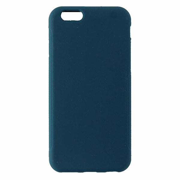 Insignia Soft Shell Flexible Gel Case for Apple iPhone 6s and 6 - Moroccan Blue