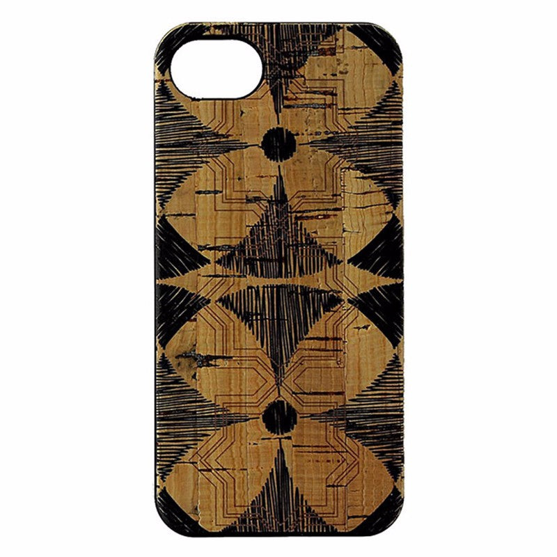 Reveal Pilos Cork Hard Shell Case for Apple iPhone 5/5S/SE - Cork Pattern