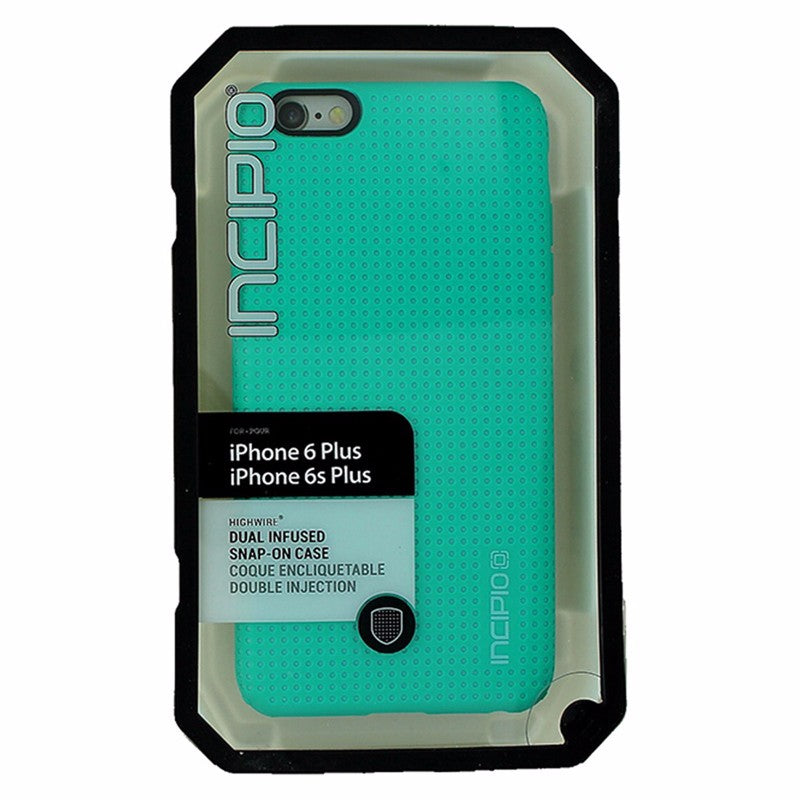 Incipio Highwire Dual Infused Snap-On Case iPhone 6/6S Plus Turquoise