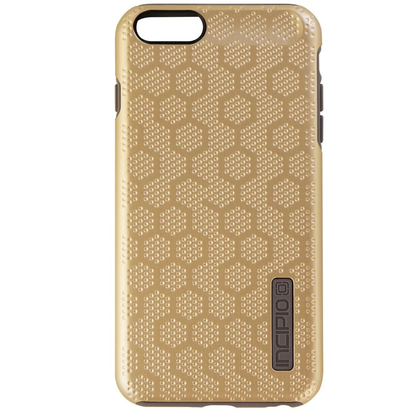 Incipio DualPro Tension Case for iPhone 6 Plus/iPhone 6s Plus-Champagne/Gray