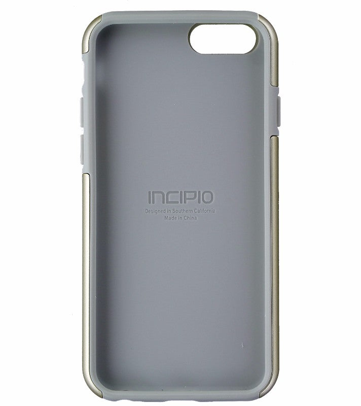 Incipio DualPro Shine Case for Apple iPhone 6s/6 - Champagne Gold / Gray