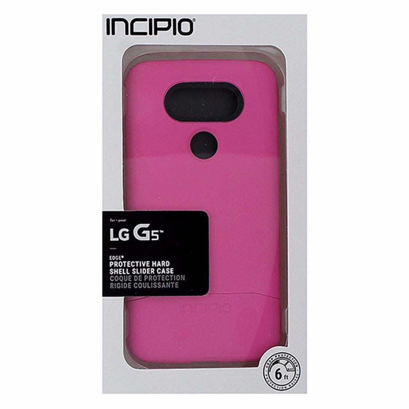 Incipio Edge Slider Case for LG G5 - Pink
