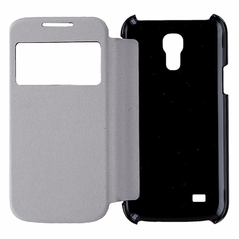 Random Order Impact Folio Case for Samsung Galaxy S4 Mini - Black