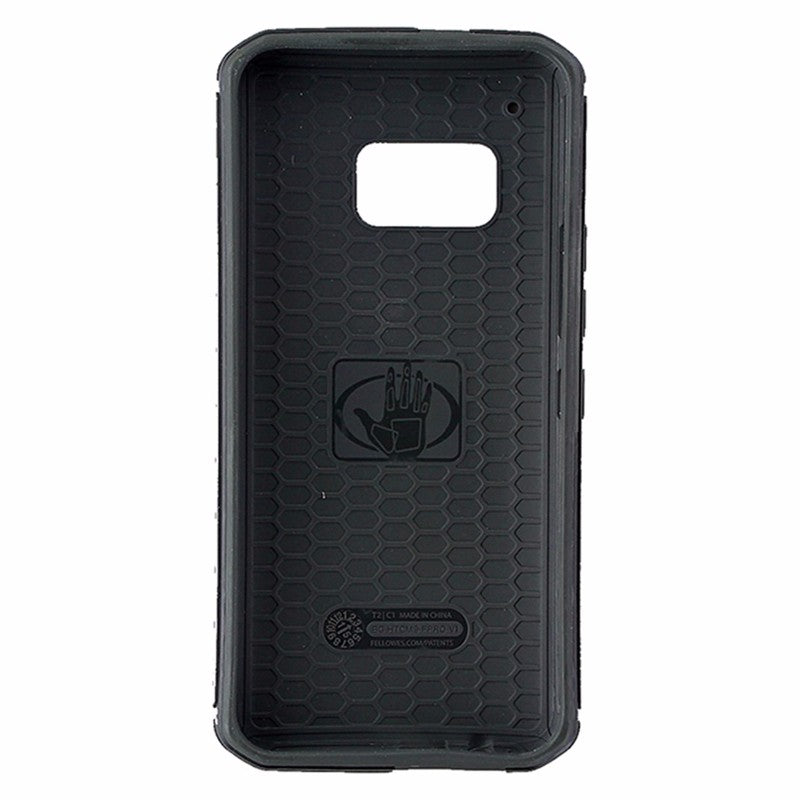 Body Glove Fusion Pro Shell Case for HTC One M9 - Black / Dark Gray