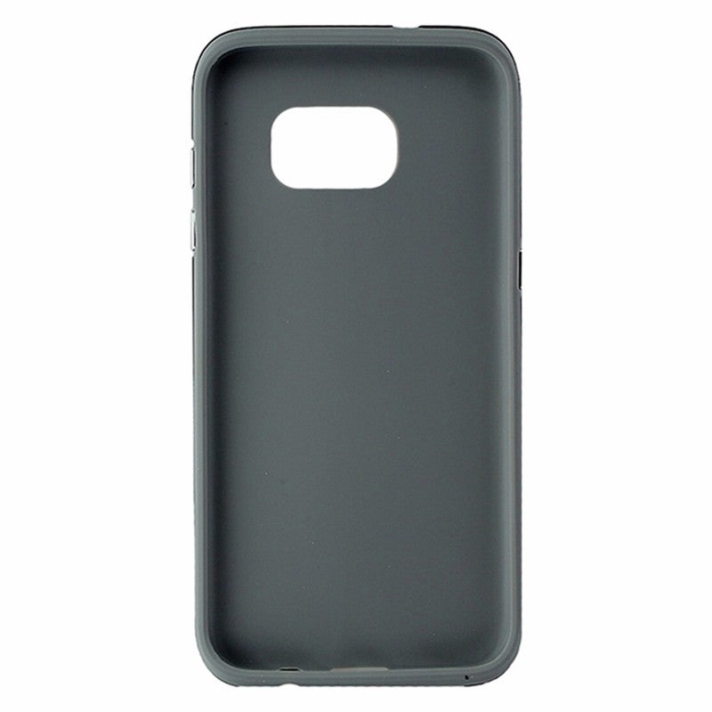 Case-Mate Tough Stand Dual Layer Case for Samsung Galaxy S7 Edge - Black / Gray