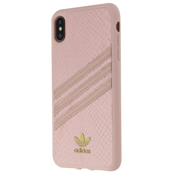 Adidas Originals Samba Rose Snake Snap Case for iPhone XS Max - Pink