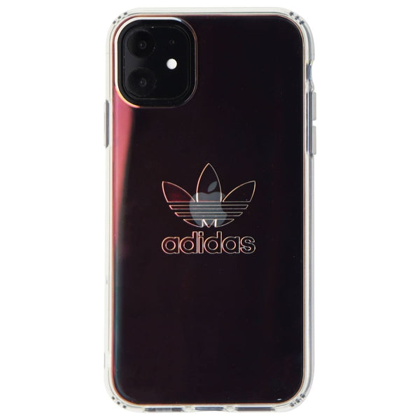 Adidas Protective Hybrid Case for Apple iPhone 11 (6.1) - Iridescent/Clear
