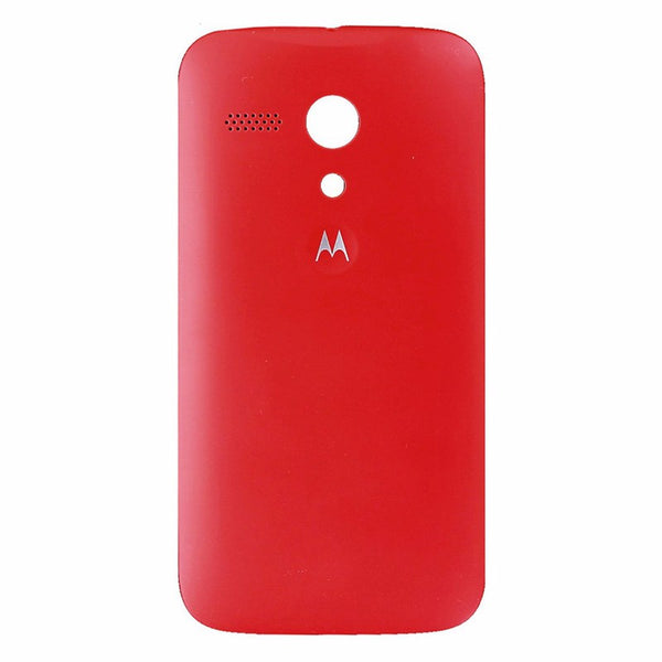 Battery Door for Motorola Moto G XT1028 - Red