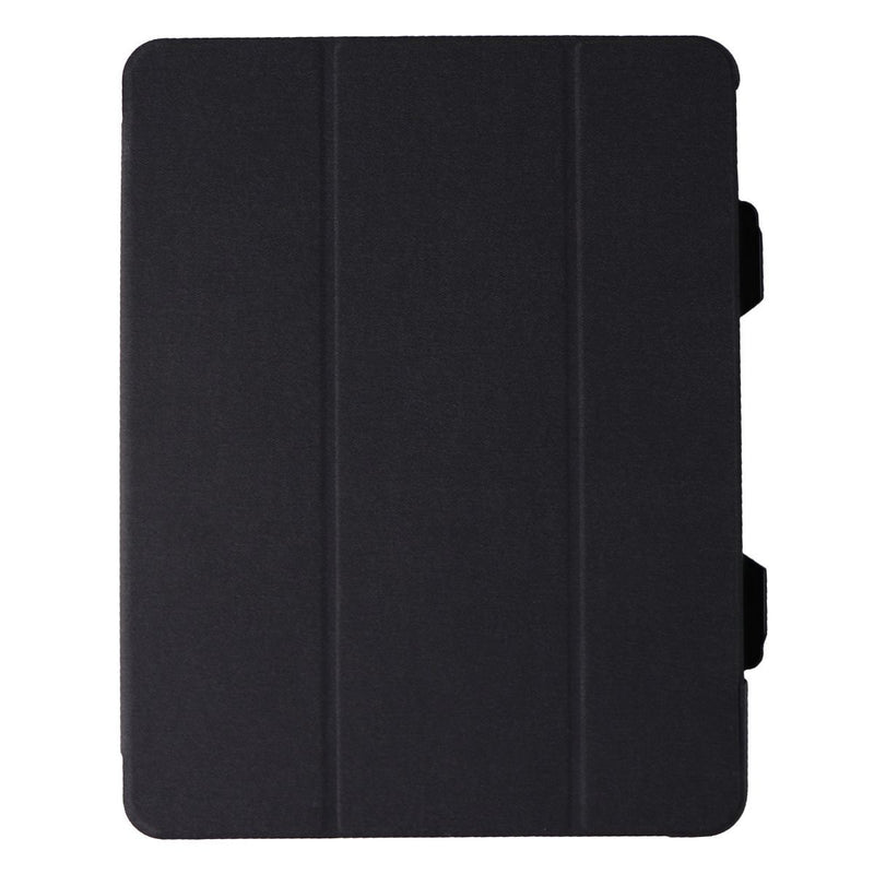 Verizon Hard Folio Case + Glass Screen Protector for iPad Pro 12.9 3rd Gen Black