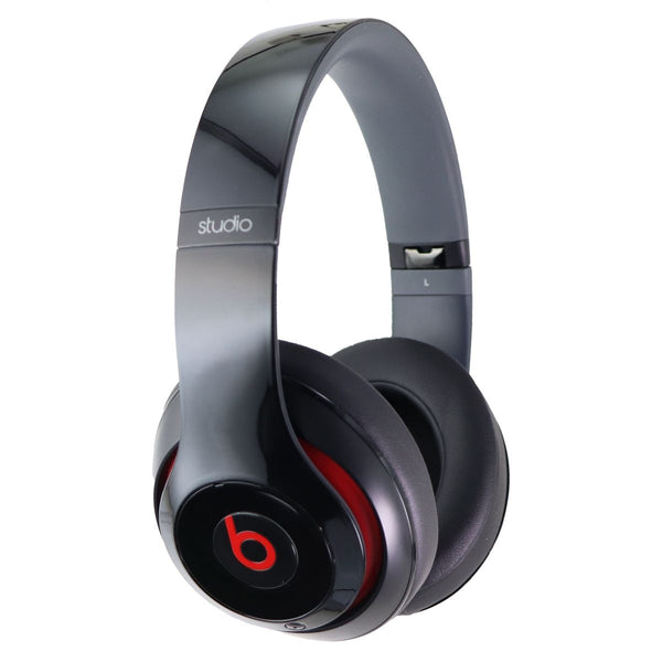Beats by Dr. Dre Studio 2 Wireless Over-Ear Headphones - Black/Red