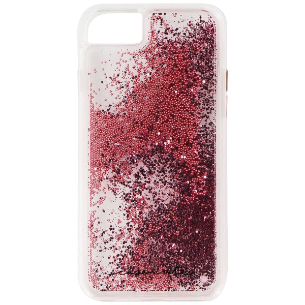 Case-Mate Cascading Liquid Glitter Waterfall Case for Apple iPhone 8 - Rose Gold