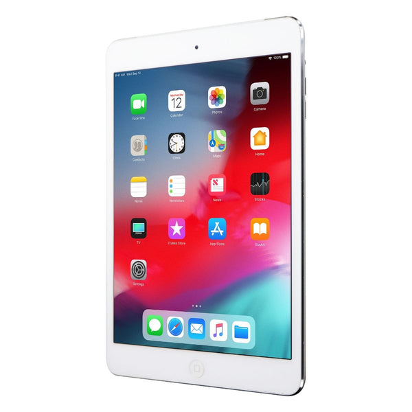 Apple iPad mini 2 (A1490) GSM Unlocked + Verizon 4G LTE Tablet - 16GB / Silver