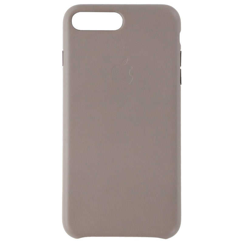 Apple Leather Case for Apple iPhone 8 Plus / 7 Plus - Taupe - MQHJ2ZM/A
