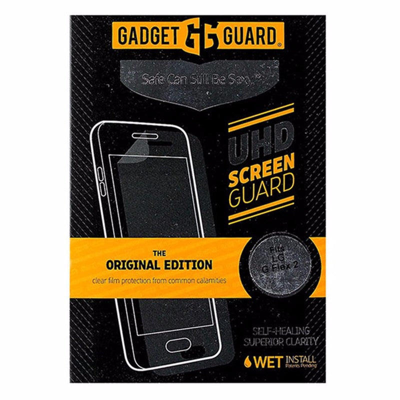 Gadget Guard Original Edition HD Screen Protector for LG G Flex 2 Smartphone