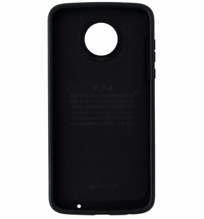 Tumi 19 Degree Series Hybrid Hard Case For Motorola Moto Z2 Play - Black