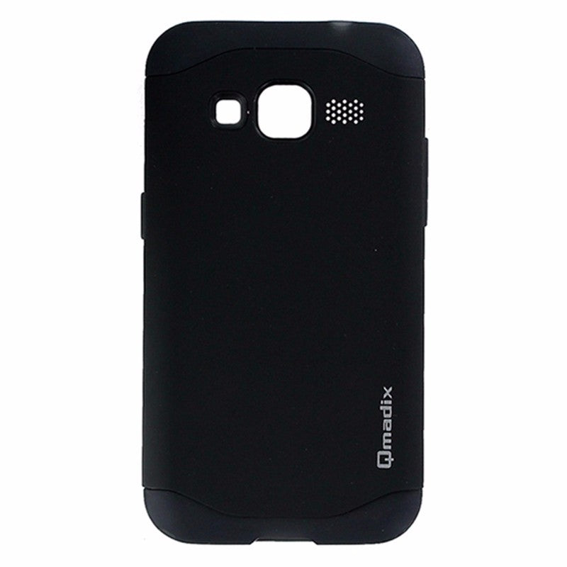 Qmadix X Series Lite Dual Layer Case for Samsung Galaxy Core Prime G360 - Black