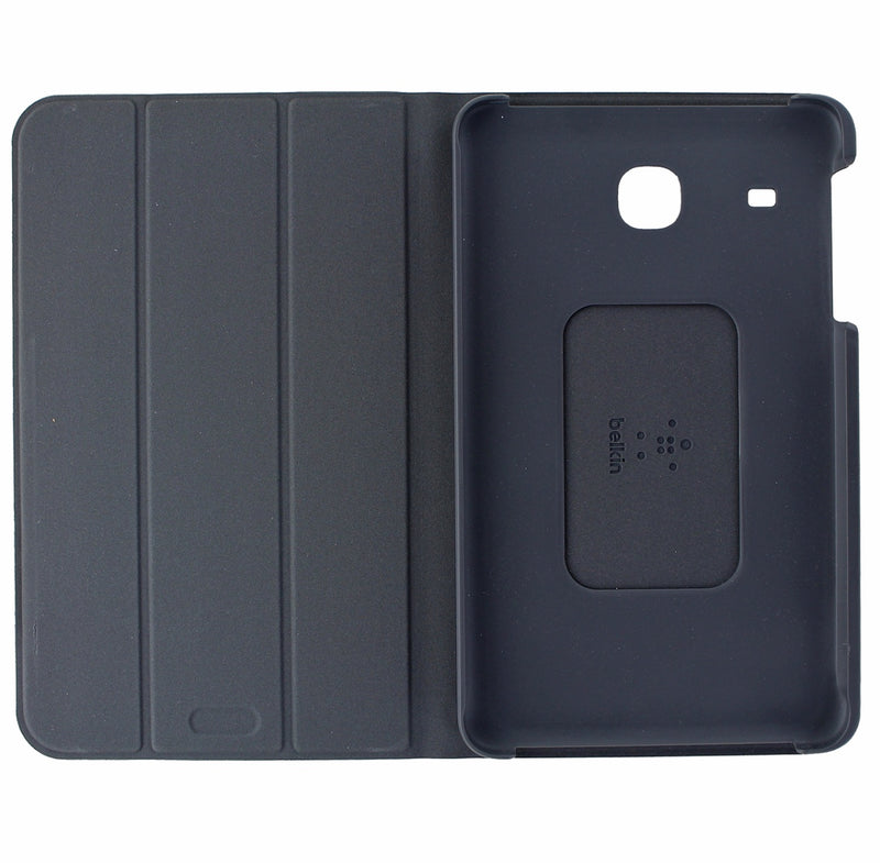 Belkin Tri-Fold Folio Case for Samsung Galaxy Tab E 8.0 - Black / Gray
